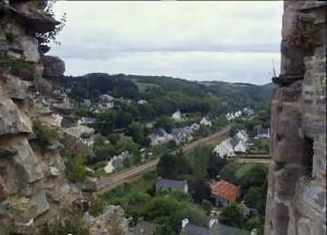 La Röche Maurice Festung